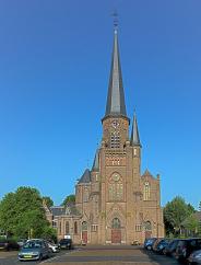 Rooms-Katholieke Bonifaciuskerk logo