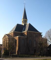 Oudshoornse kerk logo