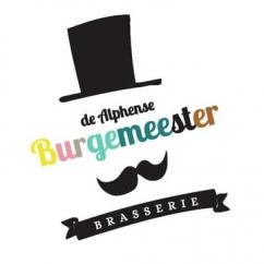 Brasserie de Alphense Burgemeester logo