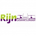 Rijn Gouwe Lokaal logo