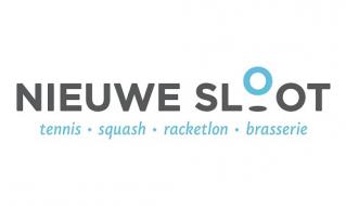 Tennis- en squashcentrum Nieuwe Sloot logo