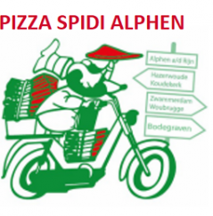 Pizza Spidi Alphen logo