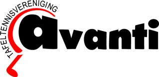 Tafeltennisvereniging Avanti logo
