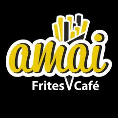Amai Frites Café logo