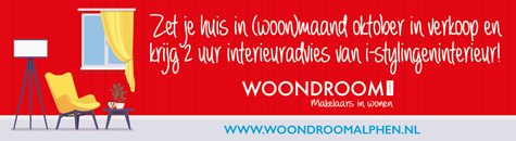 Woondroom oktober woonmaand styling