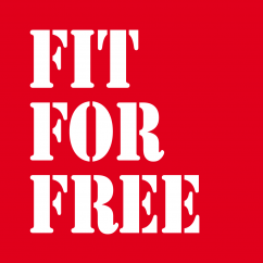 Fit For Free Alphen aan den Rijn logo