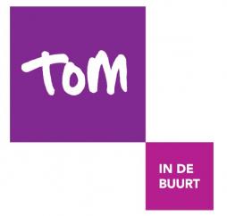 Tom in de Buurt logo