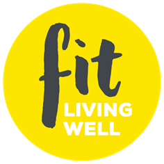 Fit Living Well logo