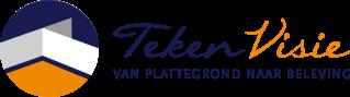 Teken-Visie logo