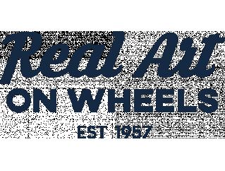 Real Art on Wheels logo