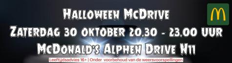 Mcdonalds Halloween 2021