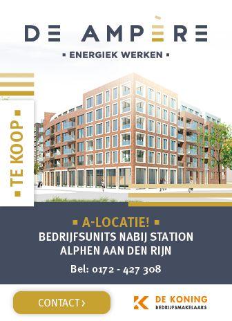 Green Real Estate Ampere side banner okt 2021